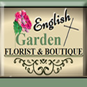 Ad for English Garden Florist & Boutique